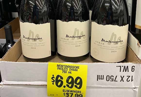 best grocery outlet wines 2019 Grocery Outlet Wine Sale   Good Cheap Vino